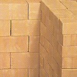 briques de terre crue