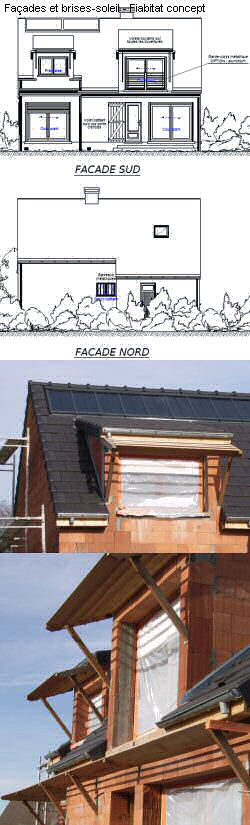 fenêtres bioclimatiques