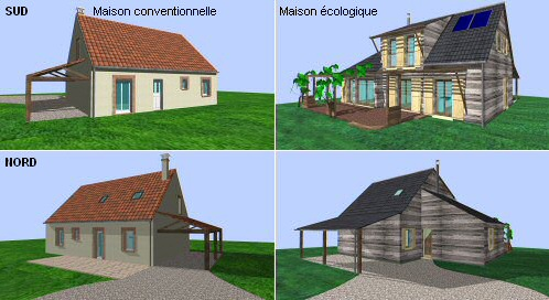 comparatif conomique maisons cologiques vs maisons conventionnelles scop fiabitat concept. Black Bedroom Furniture Sets. Home Design Ideas