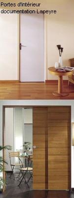 portes d'interieur