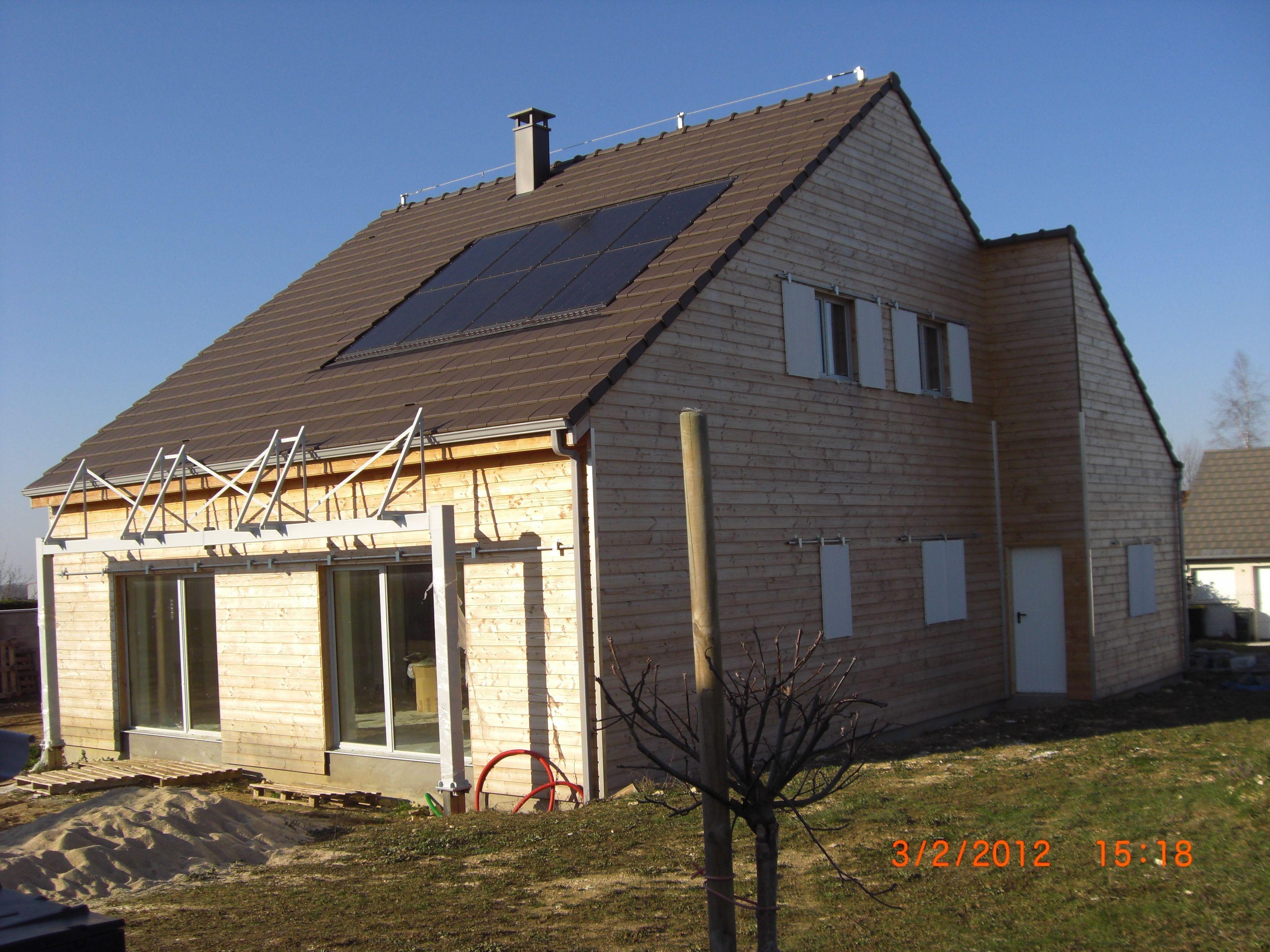 maison passive à bourges (18) – scop fiabitat concept – construction