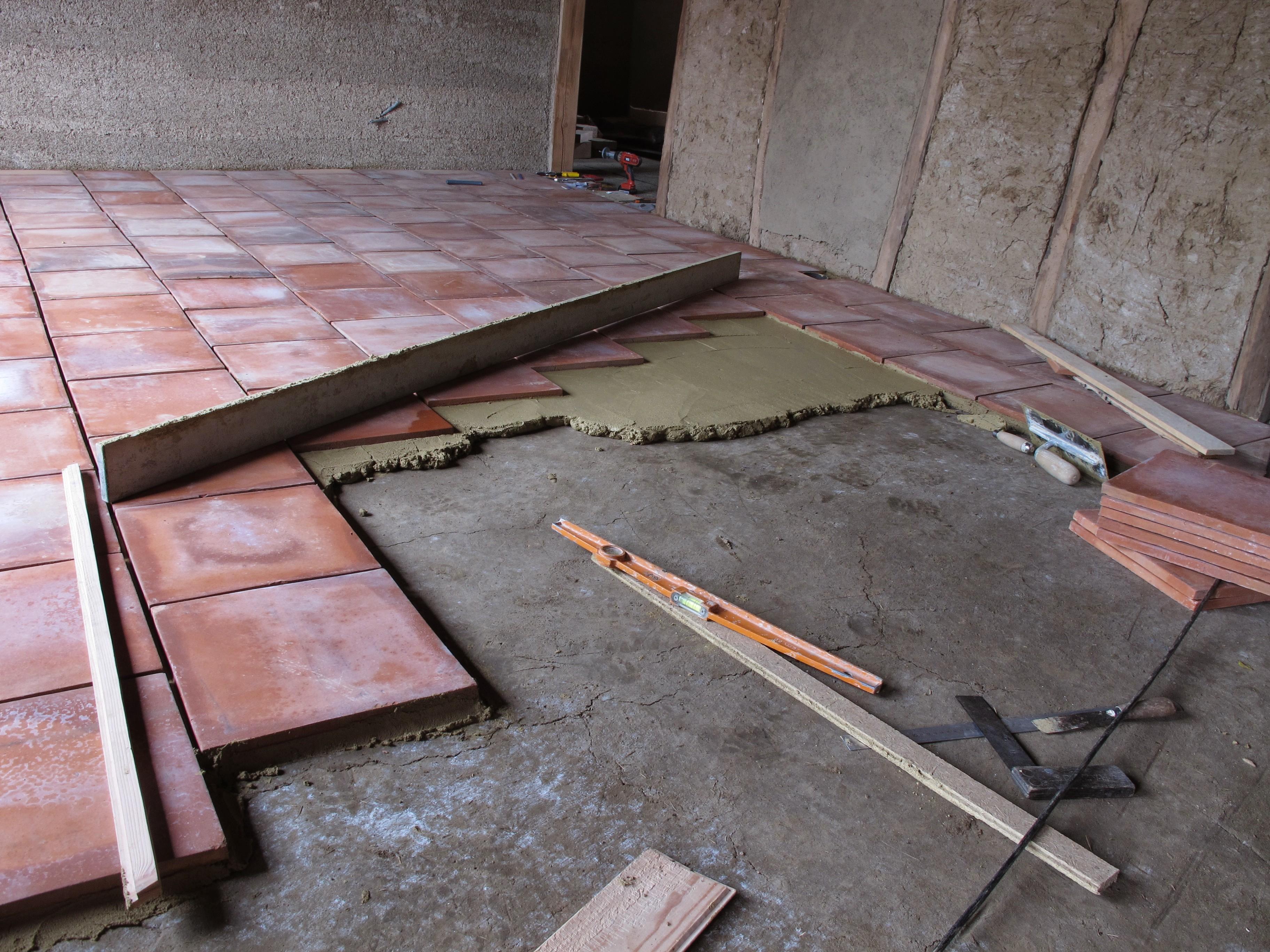Rénovation Ecologique sur b u00e2ti ancien en Corr u00e8ze (19) u2013 SCOP Fiabitat Concept u2013 Construction et  # Renovation Plancher Bois Ancien